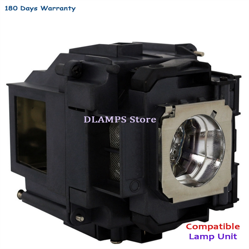 Compatible ELP76  V13H010L76 Projector Lamp With Housing  For EPSON PowerLite Pro G6050W / G6050WNL/ G6150 / G6150NL / G6450WU