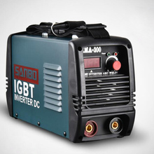Инвертор постоянного тока сварочный портативный дуговой бытовой сварочный аппарат 220 в стальной сварочный аппарат