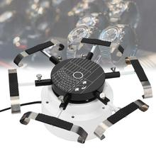 Professionele Legering Mechanisch Horloge Test Winder Machine Automatische Horloge Winder Reparatie Tool hold 6 horloges EU Plug 220V j