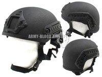 MICH 2001 Helmet Tactical Night Vision Module (BK / TAN / OD) A cargo version