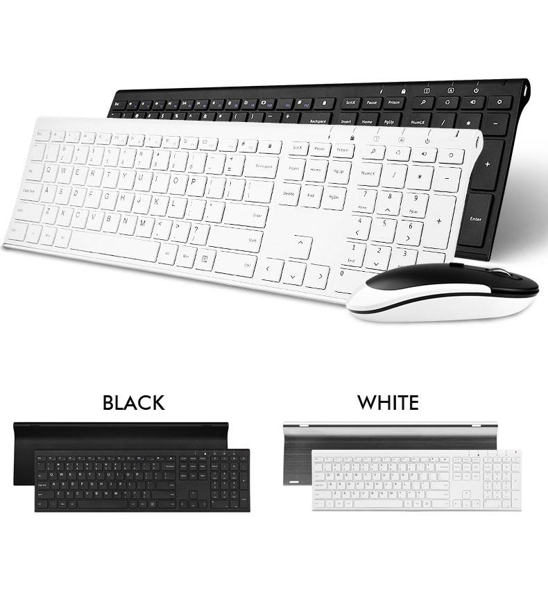 B.O.W Ultra thin Metal wireless Slim keyboard B.O.W Ultra thin Metal wireless Slim keyboard HTB1IJnOSXXXXXbaXVXXq6xXFXXXc