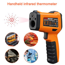 Buy Infrared Thermometer LCD Digital IR Tool for Kitchen Cooking BBQ Medical Liquids Included Battery  CLH@8