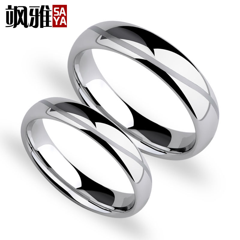 High Polish Engrave S Clic Domed Tungsten Carbide Rings Matching Wedding Band Set Available Sizes 5