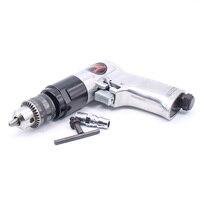 Precio Oferta, taladros neumáticos reversibles tipo pistola de 3/8 pulgadas, herramienta de taladro de impacto de aire