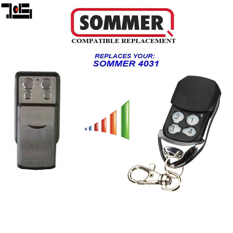 For SOMMER 4031  Remote Control