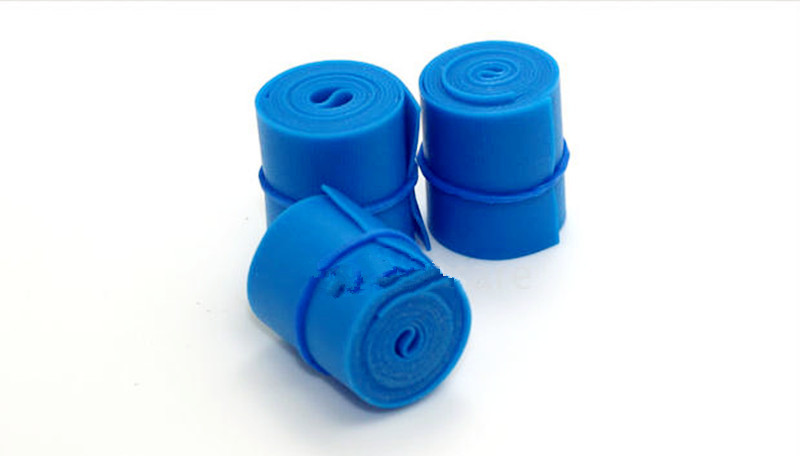 10pcs/lot Emergency Tourniquet Kits first Aid Supplies Latex Medical Kit Blue 2.5cm Width X 46cm Length