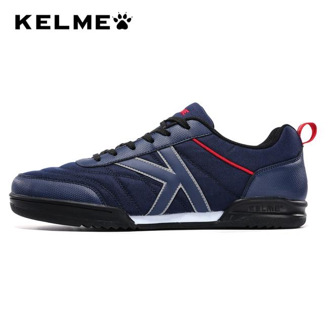 053c0d78b KELME Men Walking Shoes Lace Up Sport Shoes Outdoor Jogging Athletic Shoes  Comfortable Men Sneakers Free Shipping 6871103