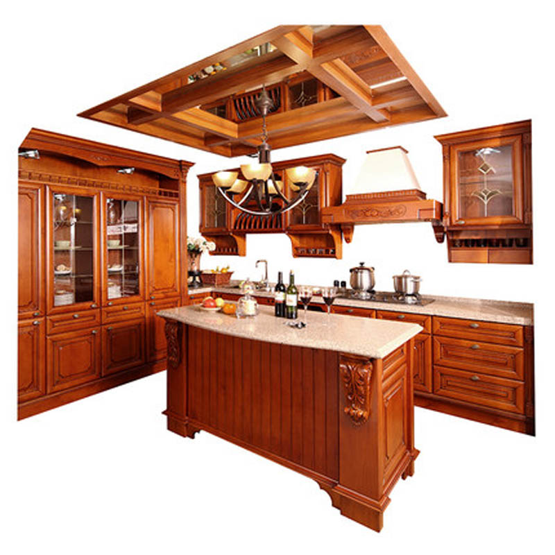 Custom Kitchen Cabinet Kitchen Cabinet Designs Teak Kitchen Cabinets Living Room Sets Aliexpress
