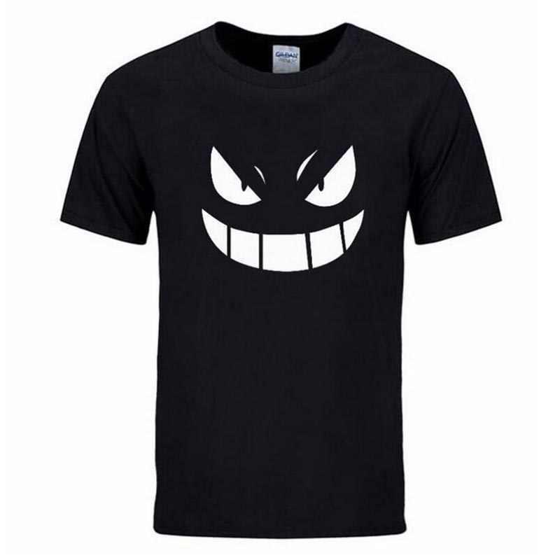 c0d4803d9 2017 Summer streetwear mma Pocket Monster Pokemon t-shirt Men hip hop  casual Short Sleev