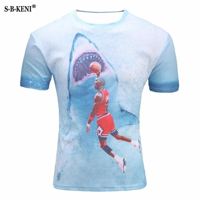 4dc2abaab260 2018 New Mens Summer Skull Poker Print Men Short Sleeve T-shirt 3D T Shirt