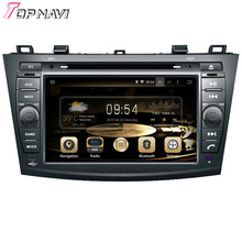 """8"""" Brand New Quad Core Android 5.1 Car Radio For MAZDA 3 2010- With Multimedia Audio Stereo Video Wifi BT 16GB Flash"""
