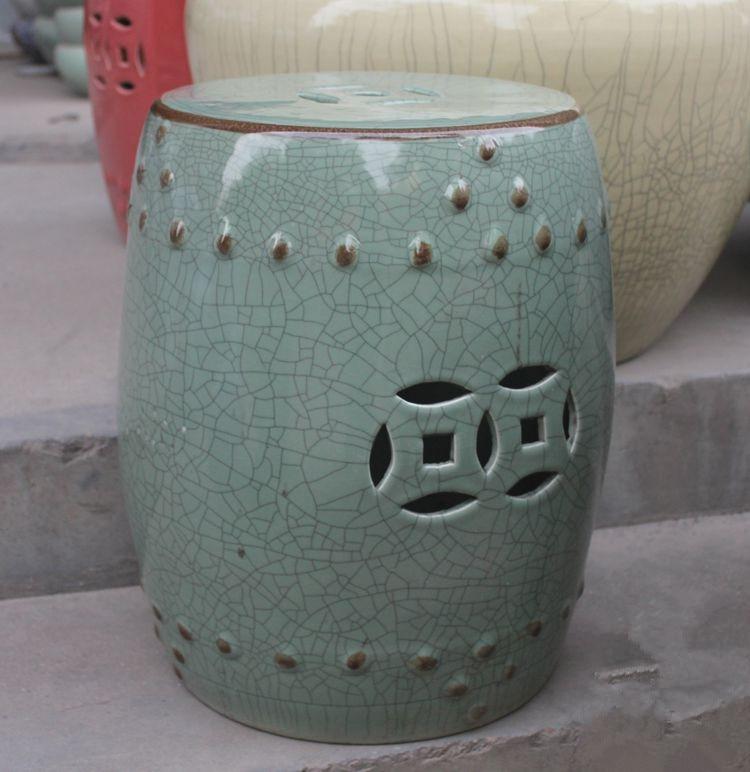 Crack Porcelain Jindezhen Bathroom Dressing Ceramic Garden