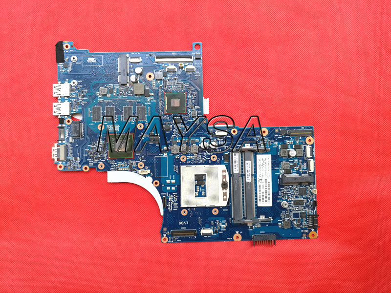 746451-001 746451-501 Fit For HP ENVY 17 Series Notebook PC motherboard HM87 DDR3 100% tested 734304 001 734304 501 laptop motherboard fit for hp zbook 15 series qm87 notebook pc 100% tested working