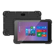 UNIWA Tableta resistente al agua Winpad W86, 8 pulgadas, 3G, 2GB RAM, 32GB ROM, 1280x800, Windows 10, Z3735F, HD Graphics Gen 7, IP65