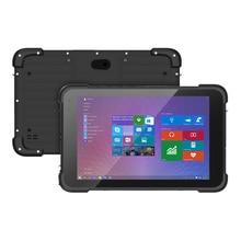 UNIWA Winpad W86 8 inç 3G sağlam Tablet PC 2GB RAM 32GB ROM 1280*800 Windows 10 Tablet Z3735F HD grafik Gen 7 IP65 su geçirmez