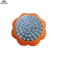 LED Plant Grow Light 48W Greenhouse Breeding Fill Light for Horticulture Flowers Greenhouses Farms Hydroponics Fog Training
