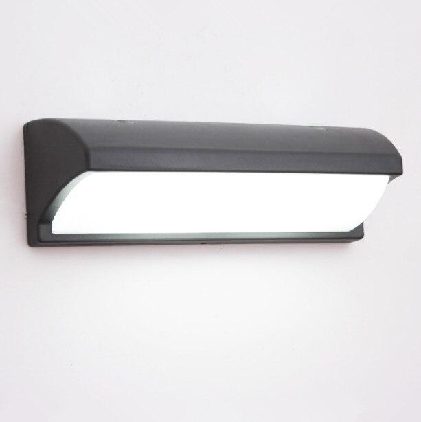 30 w Led חיצוני מנורת גן הווילה חצר waterproof פמוטים קיר מנורת קיר חיצוני מרפסת כביש אור