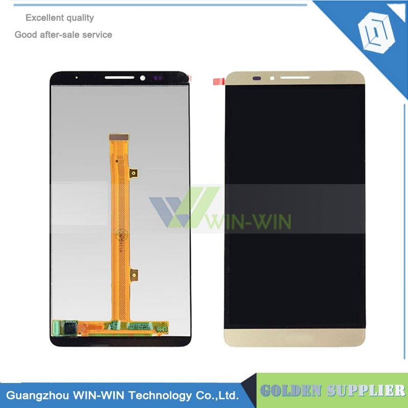 Подробнее о For Huawei Mate 7 LCD Display+Touch Screen Original Assembly Replacement For Ascend Mate 7 Phone Free Shipping In Stock for huawei ascend g6 original lcd and touch screen assembly repair parts 4 5inch for huawei ascend g6 phone free shipping tools
