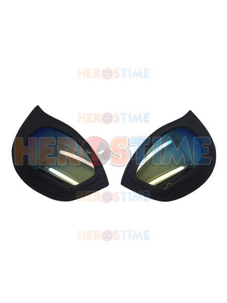Newest Spider-man Rubber Eyes Glasses Spiderman Lenses