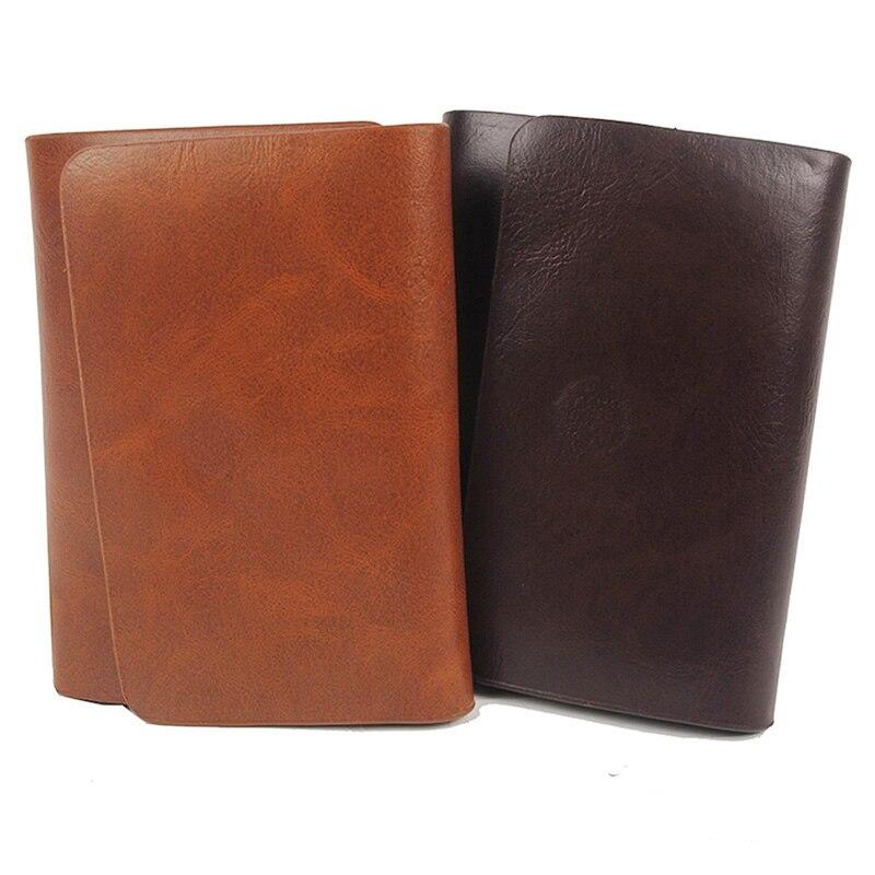 Men Leather Money Clip Wallet Magnet Men Money Purse Brand Designer Fake Coin Money Pouch Cases Bag