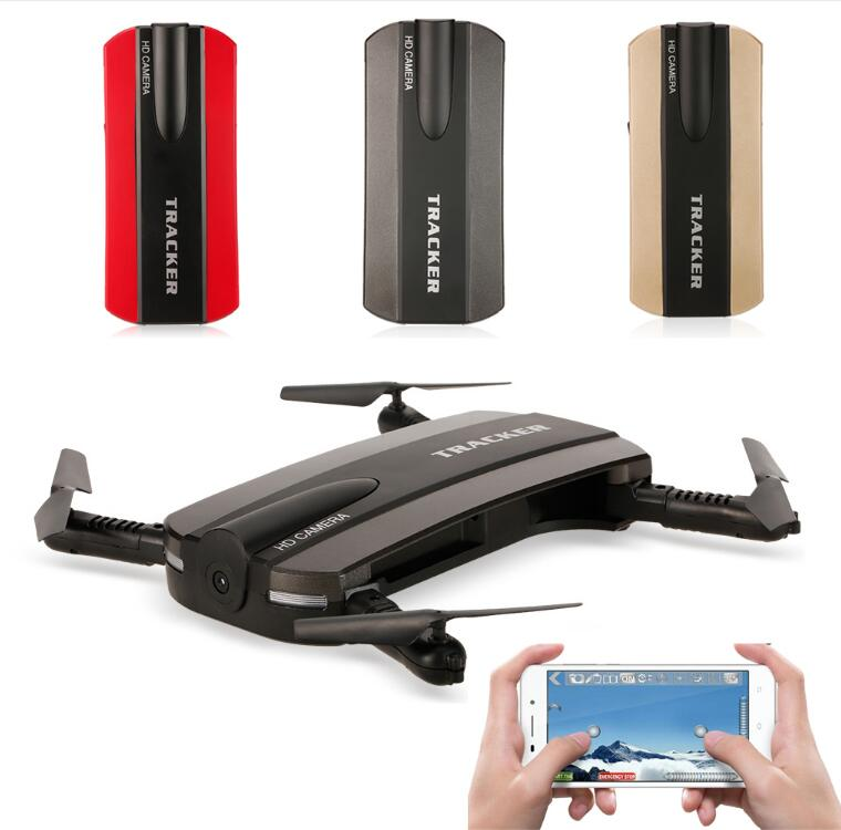 Jxd 523 Foldable Drone With Camera Phone Control Fpv Quadcopter Rc Helicopter Wifi Mini Dron Tracker Vs Jjrc H37 Selfie Drone