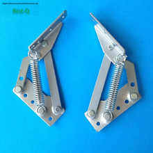 Free shipping every turn hinge connection woodworking metal furniture accessories bed box hinge on the cabinet door hinge