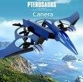 Nueva Pterosaurios JXD 511 V RC Drone con Cámara de 0.3MP HD 2.4G 6-axis-gyro 4CH RC Quadcopter Control Remoto Profesional helicóptero