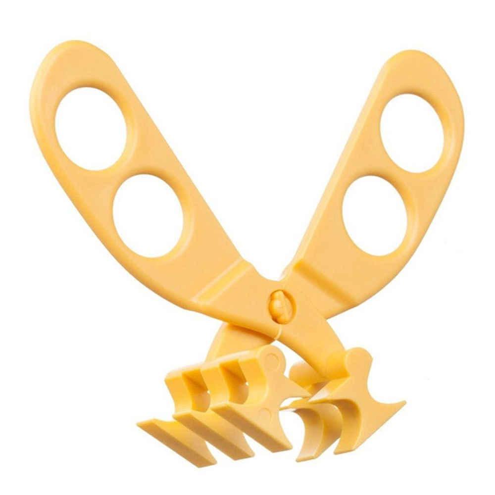 Детские Еда резки дробления Точильщик Многофункциональный Еда сдвига ножницы Crush