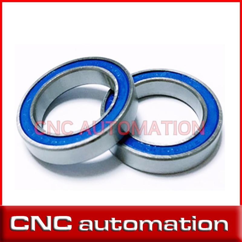 20pcs 18287 2RS MR18287 18287RS 18287 GCR15 ball bearing 18x28x7mm bike wheels bottom bracket repair bearing