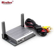 Home Mirabox 5G Support Youtube 720P For iOS10 And Android Mirrorlink Box Car Mirabox With HDMI And CVBS