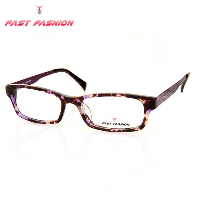 37ce4dc020 FAST FASHION Glasses Frame Men Western Style Women Reading Glasses Gaming Optical  Eyeglasses Frames Fit Clear Lens Oculos FF3017