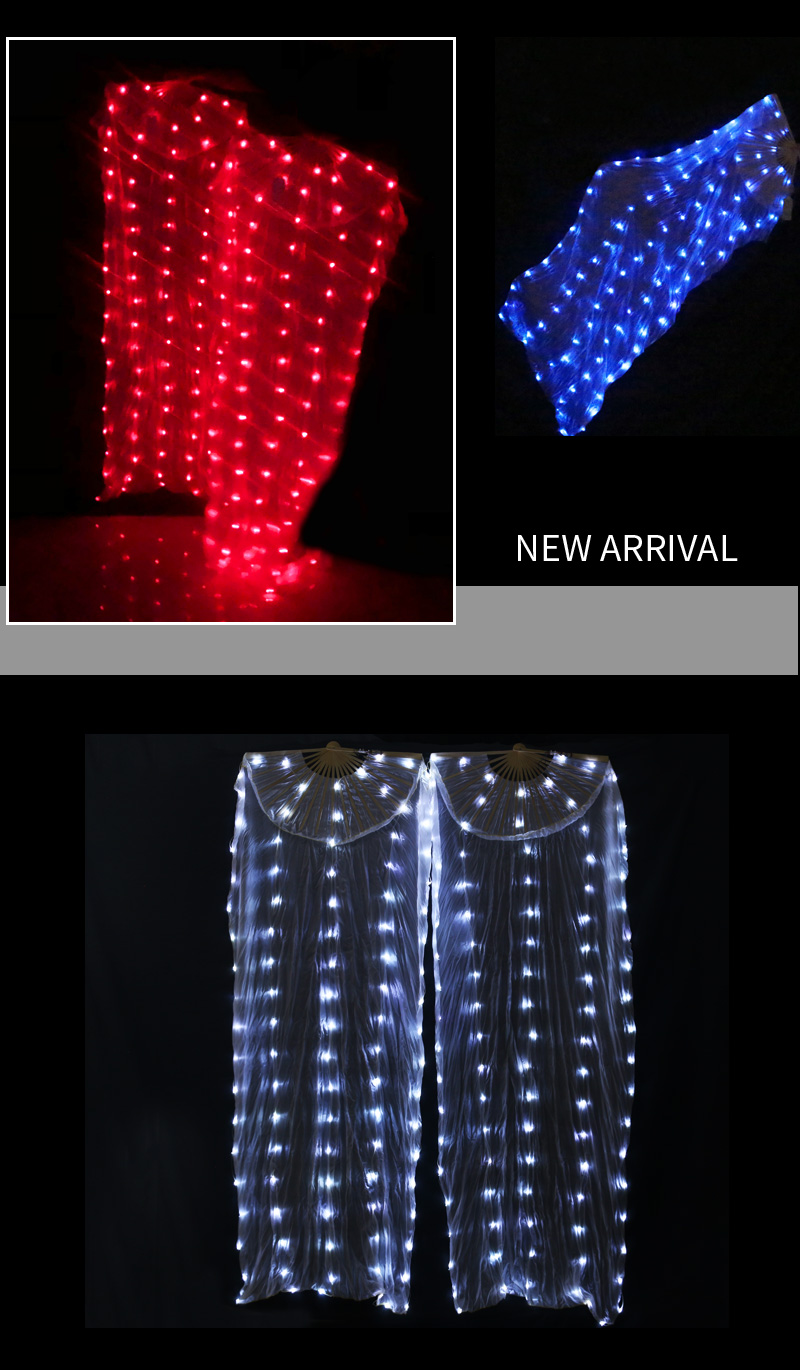 Colorful Accessories LED Dance 13