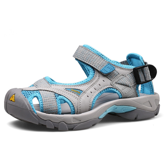 Humtto Summer Men and Women Hiking Sandals 6