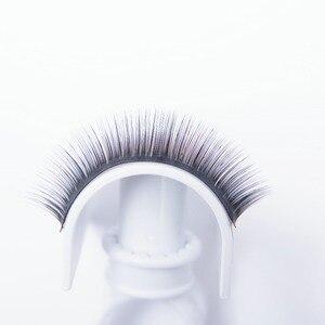 Image 4 - All Size 5 trays Curl J B C D  natural Mink Eyelash Extension , Artificial  false Eyelashes.eye lashes, lashs handmade