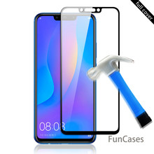 Glass Cover For Huawei P Smart Plus Case Tempered Glass For Huawei Hawei P Smart Plus Nova 3i 3e 3 2i 2 Lite 3 i Film Psmart 6.3(China)