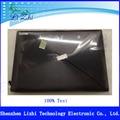 Черный цвет 13.3 дюймов верхней части Ноутбука Для Asus Zenbook UX31A ЖК-Экран ассамблеи с крышкой с сенсорным функции