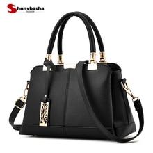Women's Handbag 2017 New Bag Ladies Stereotypes Sweet Ladies Zipper Crossbody Bag Women's Messenger Shoulder Pu Leather Handbag