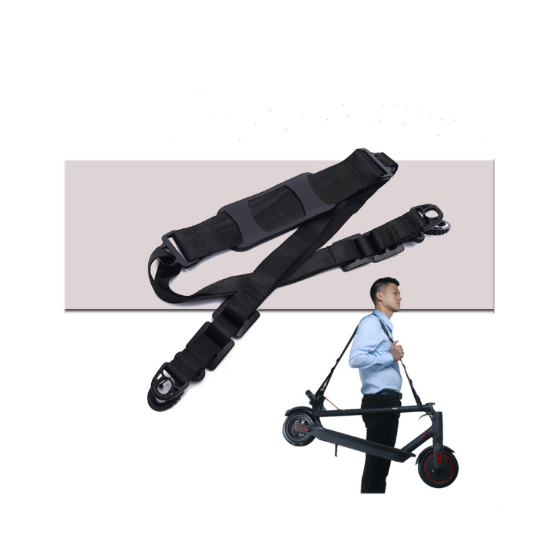 Oxford 1.1-1.6m Scooter Hand Carrying Handle One Shoulder Xiaomi M365 Straps Belt Webbing Ninebot ES1 ES2 Scooter Straps parts