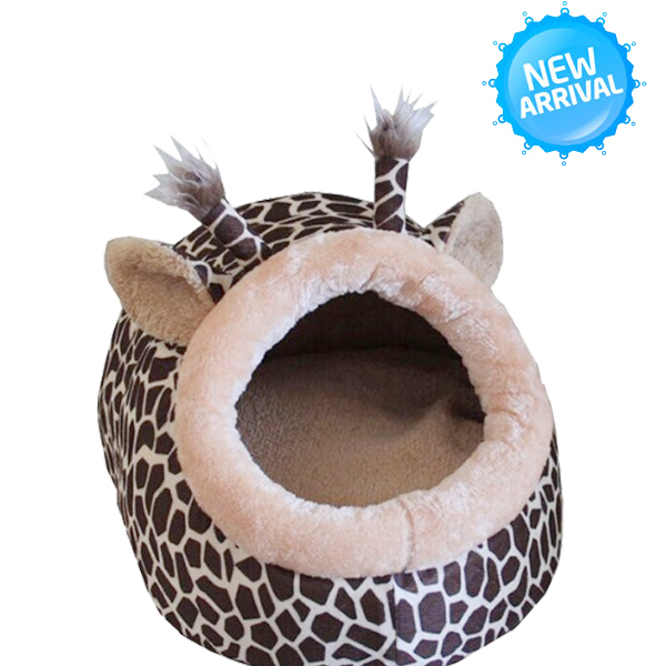Freeshipping Soft pet Bed,Pet House, Fashion Colorful Animals Shape