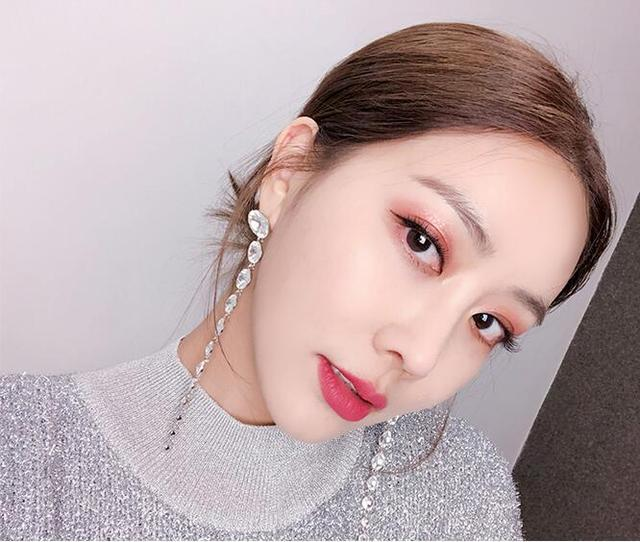 Luxury Crystal Long Earrings For Women White Stone Party Wedding Fashion Jewelry Statement Big Earrings Valentine.jpg 640x640 - Luxury Crystal Long Earrings For Women White Stone Party Wedding Fashion Jewelry Statement Big Earrings Valentine's Day Gifts