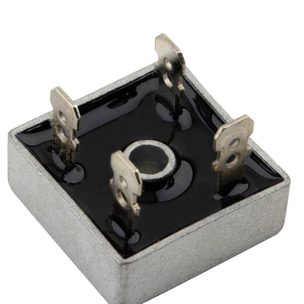 1 шт. KBPC5010 1000 Вольт Мостовой выпрямитель 50 Ампер 50А металлический чехол 1000 В диодный мост Лидер продаж