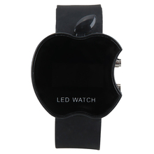 Black Children's Watches Men Women Ladies Wrist Led Digital Clock Relogio Feminino Fashion Rubber Sport Kids Watch for Girls Boy