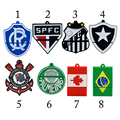 Personalized cartoon 32GB 16GB 8GB World Cup soccer team badge usb flash drive pen drive pendrive drive usb stick memory stick