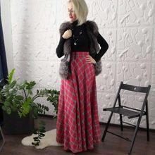 1c179e932 Skirt Red Long Maxi Floor - Compra lotes baratos de Skirt Red Long ...