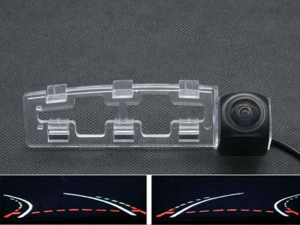 1080 P объектив «рыбий глаз» траектория движения заднего вида для парковки, Камера для Toyota Vios 2008 2009 2010 2011 Водонепроницаемая камера заднего вид