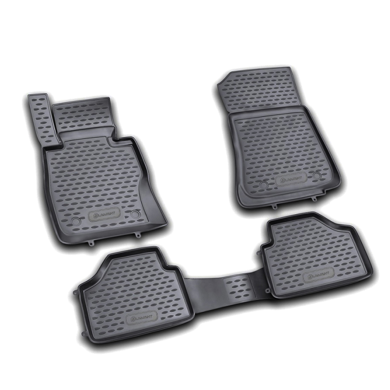 Carpet mats interior For BMW X1 2009-2015 4 PCs (polyurethane) tcrt5000 reflective infrared sensor photoelectric switches 10 pcs