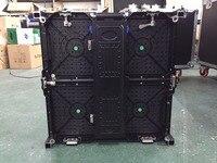 500x500mm Indoor Rgb Led Display Screen P3 91 Indoor Die Cast Aluminum Cabinet For Rental Advertising