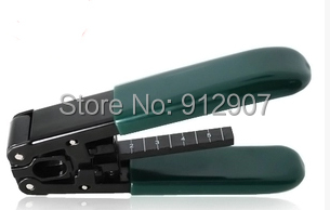 Для оптоволоконных кабелей / резак FTTH коаксиальный кабель чередование плоскогубцы волоконно-оптический инструмент для зачистки