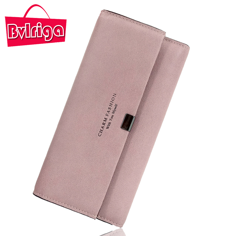 Bvlriga long leather wallet women wallets and purses Female small business credit card holder coin purse walet clutch money bag baellerry women wallets business fashion leather long women purse credit card holder coin purses solid lady clutch free shipping