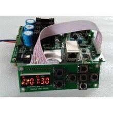 بلوتوث 4.2 مشغل رقمي مع ES9018K2M فك الألياف الناتج المحوري دعم SD USB مع LED
